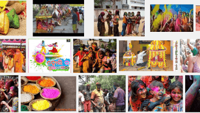 Photo of Dola Purnima – Holi in ODISHA