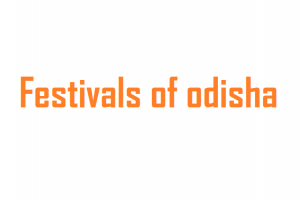 festivals of odisha