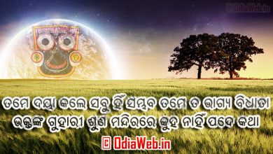 Photo of Oriya Shayari Sms 2015 – Jagannath Shayari Sms