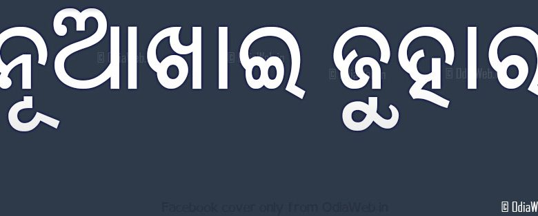 Photo of Nuakhai 2015 Wishes Facebook Cover Download