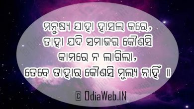 Photo of Best Oriya Quotes About Life 2015 Photo