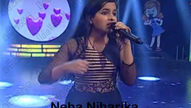Neha Niharika is out of Sa Re Ga Ma Pa Little Champ 2016