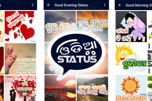 Odia Status Android App By OdiaWeb