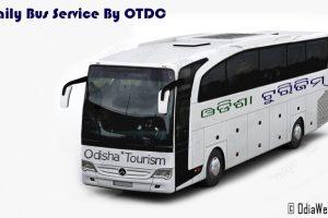 Odisha Tourism Bus Service