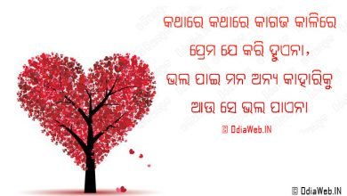 Oriya Shayari 2016 Love Image New Download