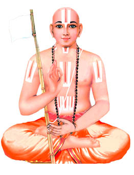 Ramanuja - Founder of Vaishnavism Religion