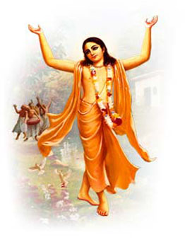 Shri Chaitanya - Founder of Vaishnavism Religion