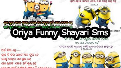 Photo of Top 5 Best Oriya Funny Shayari Collection 2019