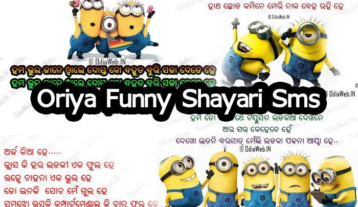 Oriya Funny Shayari Collection 2016