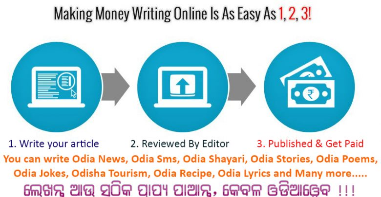 Get Paid For Writting Online at OdiaWeb