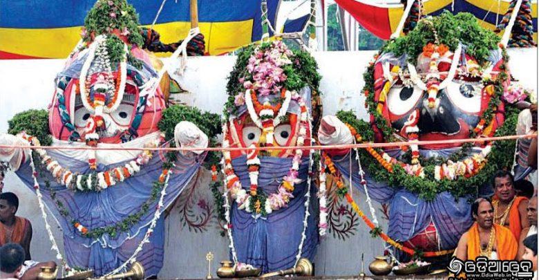Snana Mandap Jagannath Temple Puri