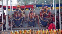 Snana Yatra Jagannath Temple Puri