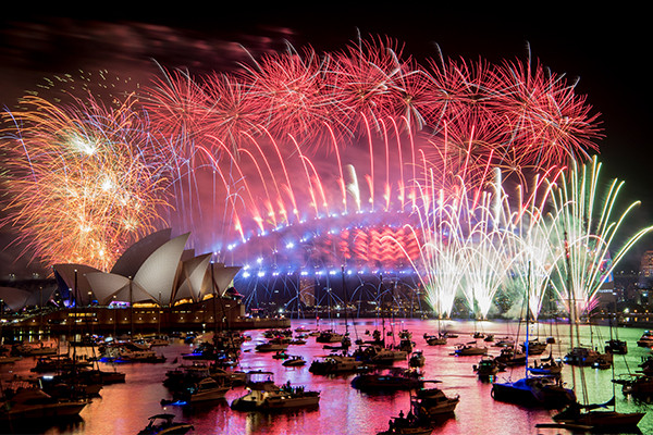 New Years Eve Sydney 2019