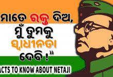 Top Facts To Know About Netaji Subhas Chandra Bose