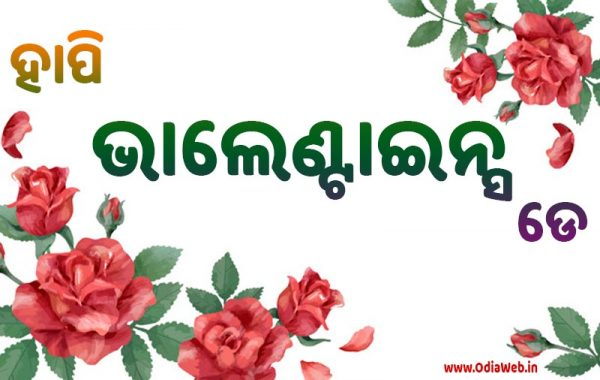 Happy Valentines Day Wishes in Odia