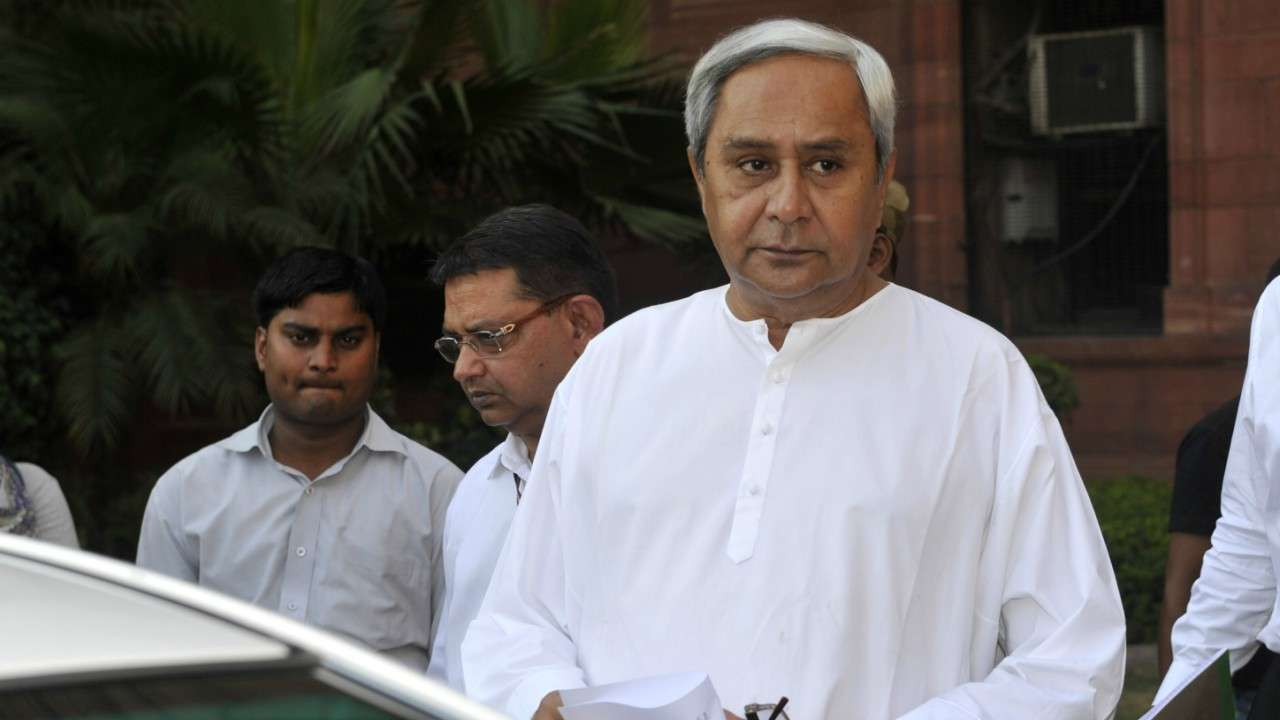 Naveen Patnaik Photos