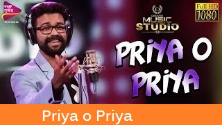 Photo of Odia Video Priya o Priya Studio version by Sabisesh