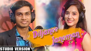 Photo of Odia Video Song Diljani Janeman (Studio Version) by Somanath & Prangyan.