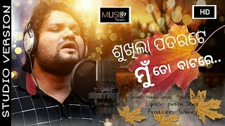 Photo of Odia Video Song Sukhila Patarate Mu To Batare (Studio Version) by Human Sagar