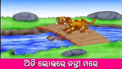 Photo of New Odia Short Story Ati Lobhare Tanti Mare