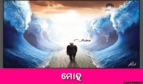 Odia Short Story Moha Book