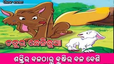 Photo of New Odia Short Story Shaktira Balatharu Budhira Bala Besi