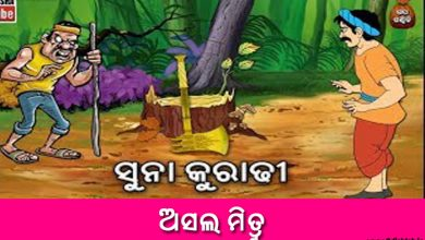 Photo of New Odia Short Story Asala Mitra