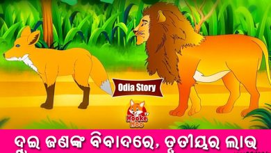 Photo of New Odia Short Story Dui jananka Bibadare Trutiyara Labha