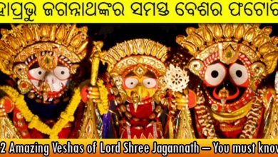 32 Amazing Veshas of Lord Shree Jagannath – You must know.