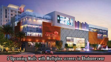 5 Upcoming Malls with Multiplex screens in Bhubaneswar