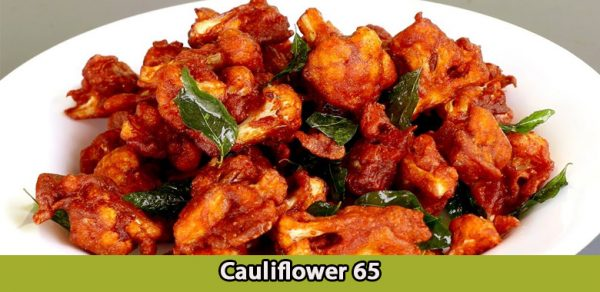 Cauliflower 65