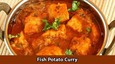Fish Potato Curry