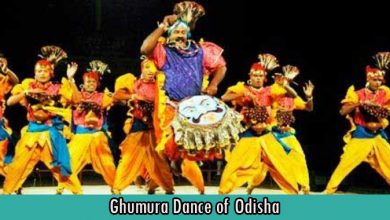 Ghumura Dance of Odisha