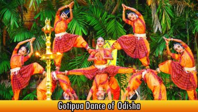 Gotipua Dance of Odisha
