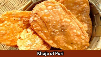 Khaja of Puri