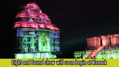 Light and Sound show will soon begin at Konark