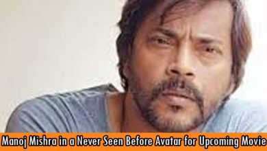 Manoj Mishra in a Never Seen Before Avatar for Upcoming Movie
