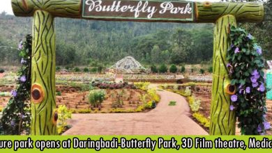 Nature park opens at Daringbadi-Butterfly Park, 3D Film theatre, Medicinal Garden
