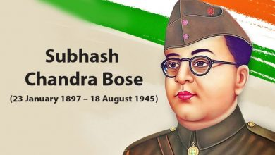 Netaji Subhas Chandra Bose – Freedom Fighter Of Odisha..