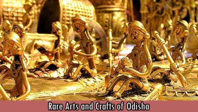 Rare Arts and Crafts of Odisha