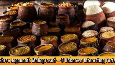 Shree Jagannath Mahaprasad – 8 Unknown Interesting Facts