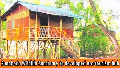 Sunabeda Wildlife Sanctuary to developed eco-tourism hub