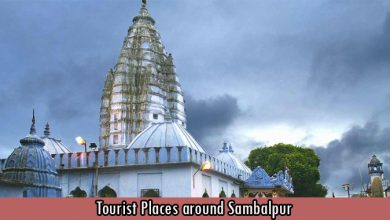 Tourist Places around Sambalpur