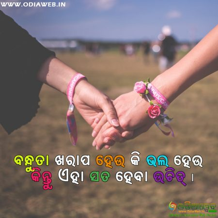 Odia Friendship Quotes1