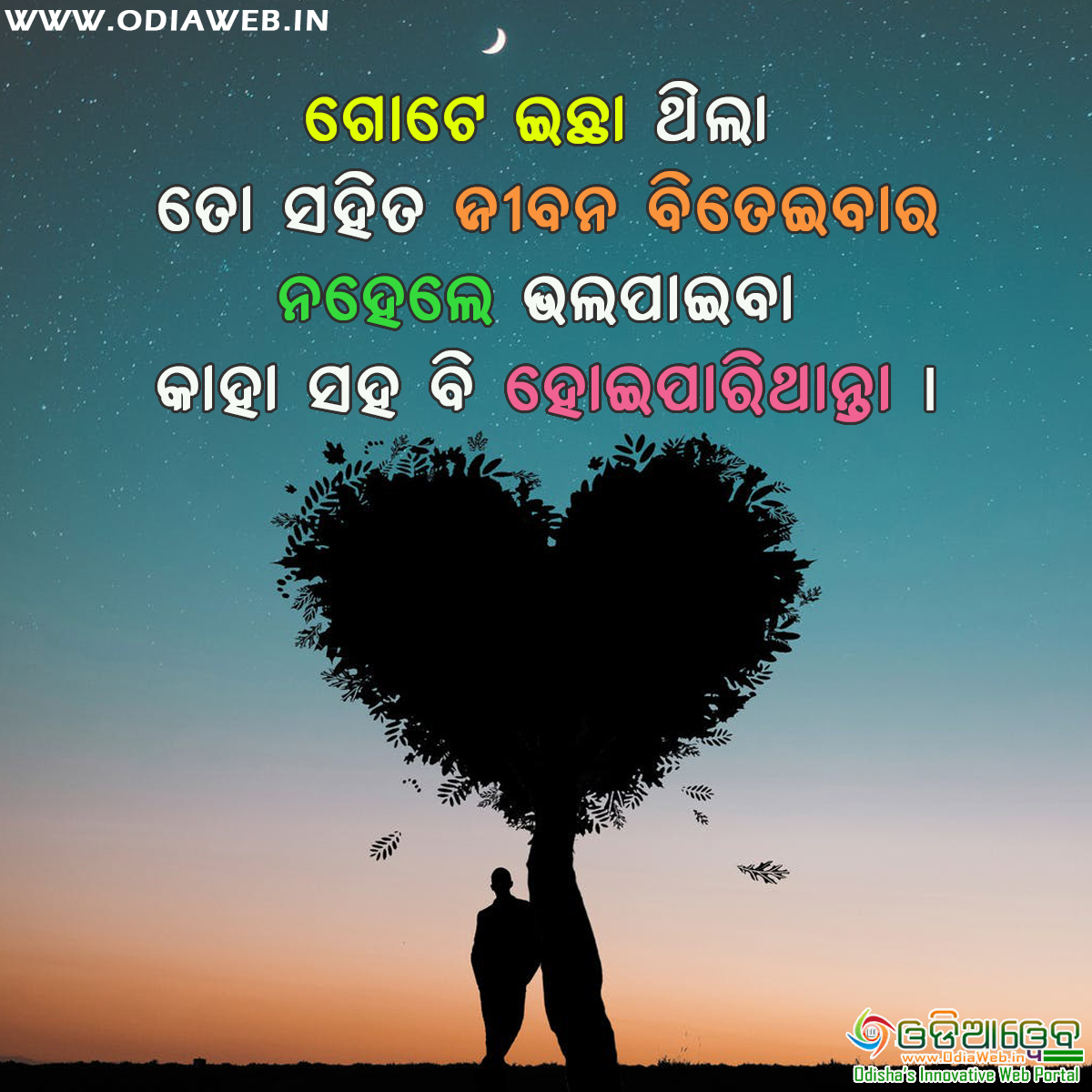 Odia sad love shayari