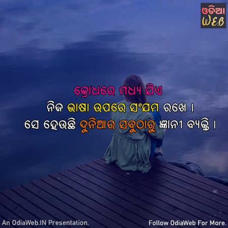 Odia Anger Quotes1