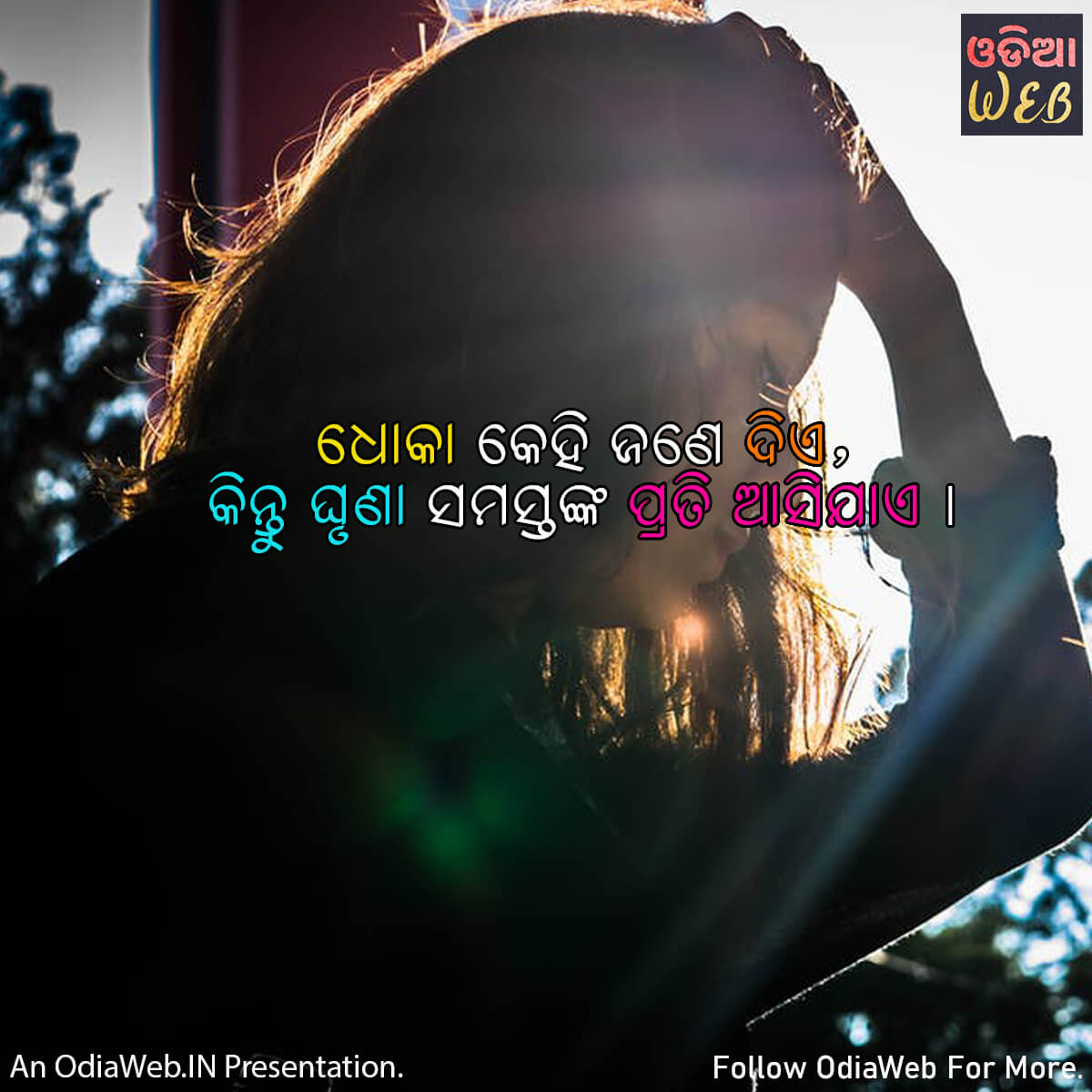 Odia Dhoka Quotes3
