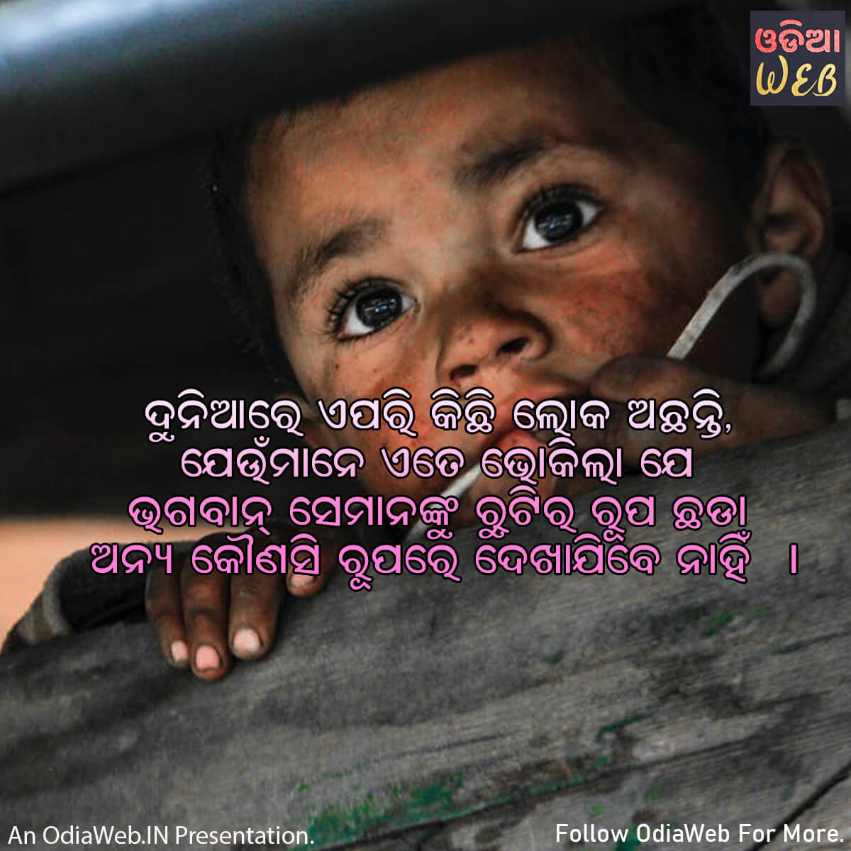 Odia Hunger Quotes2