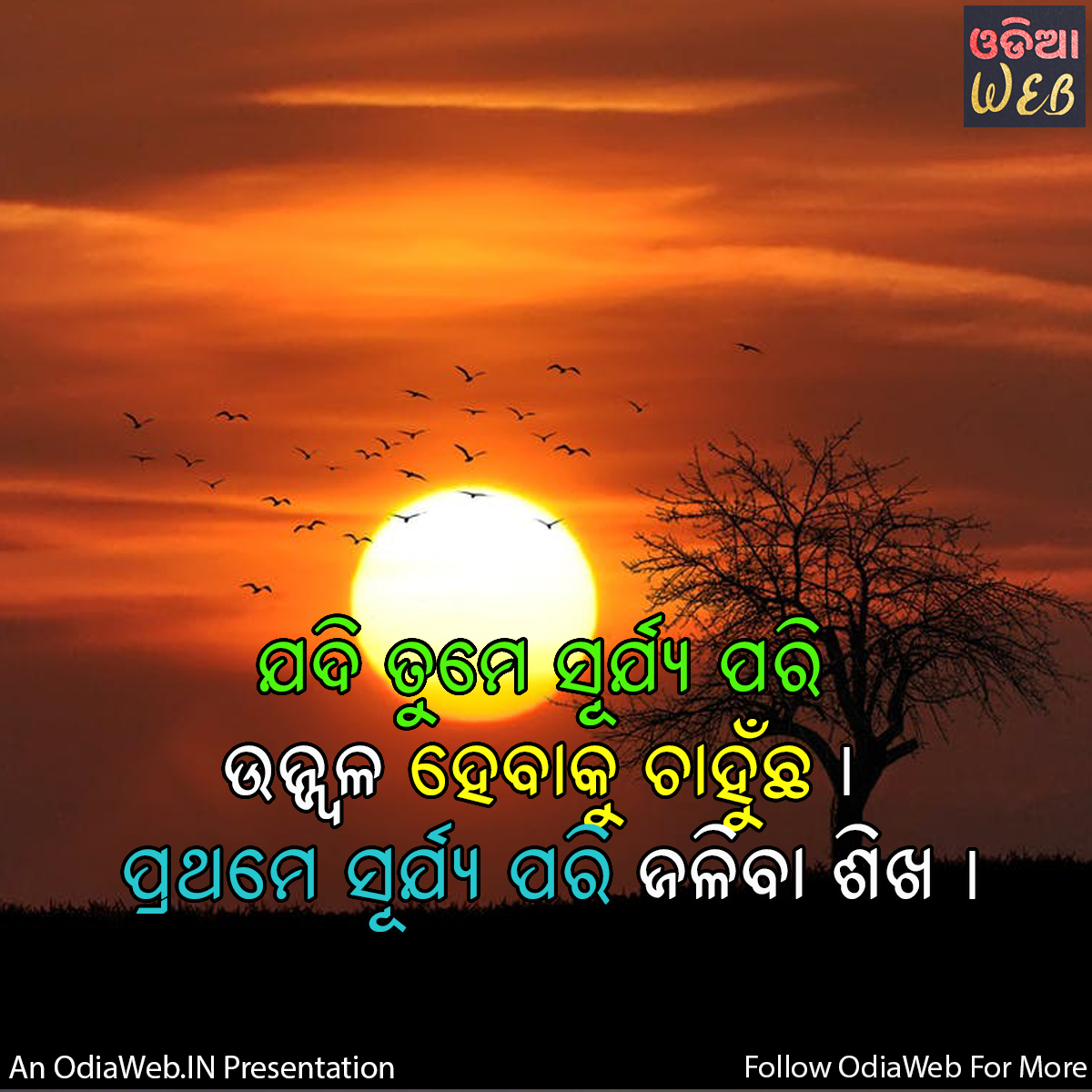 Odia Motivational Quotes