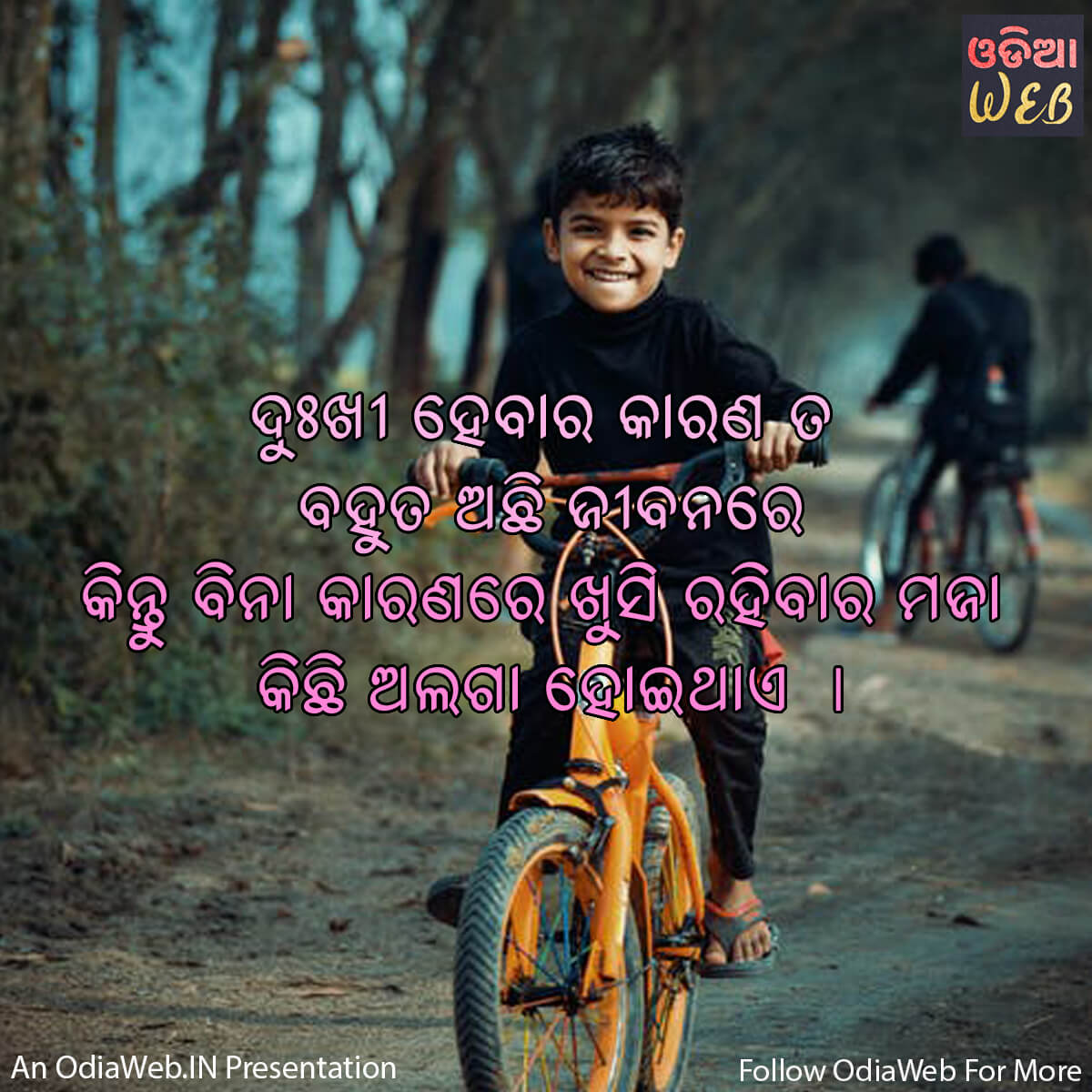 Odia happiness Quotes